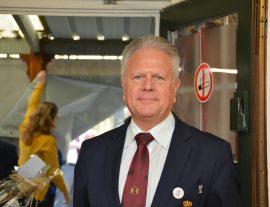 Marc Goederier Ondervoorzitter jeugdvoorzitter